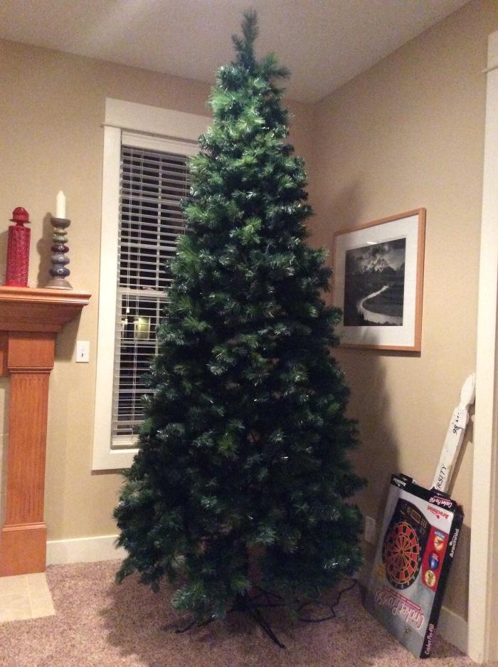 My Christmas Tree is StillUp