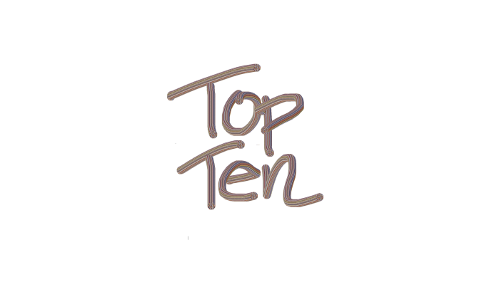 What Is Your Top Ten?