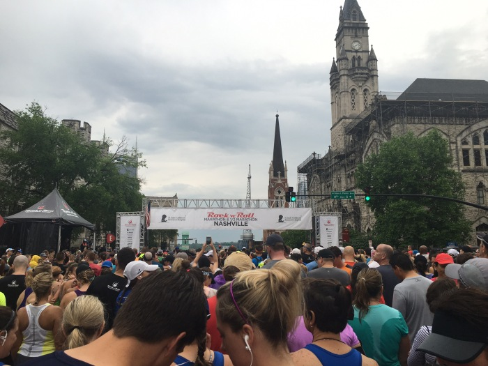 My Nashville Half-Marathon: hills, pain, and serendipity