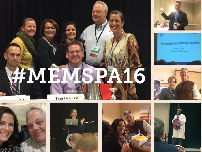 Reflecting on #MEMSPA16