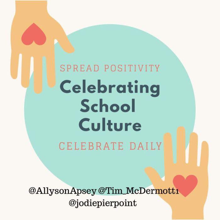 Celebrating School Culture
