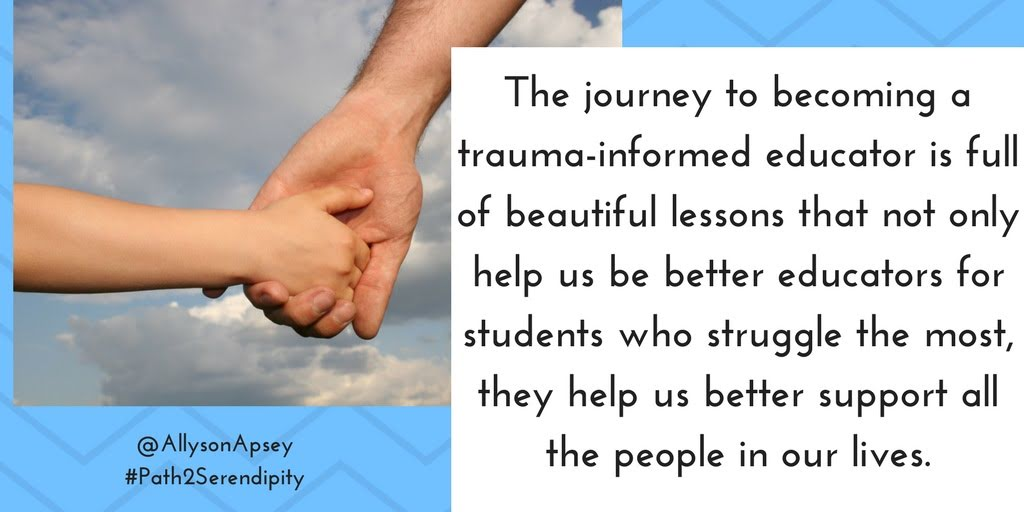 Trauma-informed post