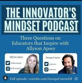The Innovators Mindset Podcast